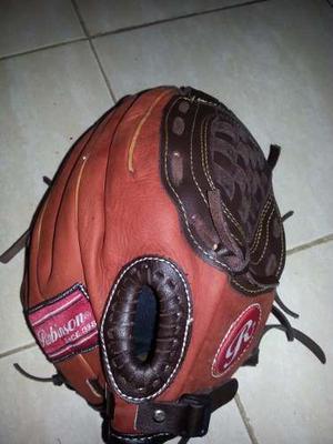 Guante Beisbol Robinson Der 2b-3b-ss-p 10.5pulg. Cuero Juv