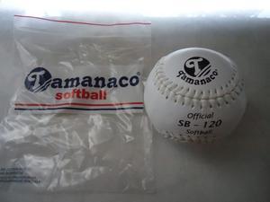 Pelota De Softbol Tamanaco Sb-120