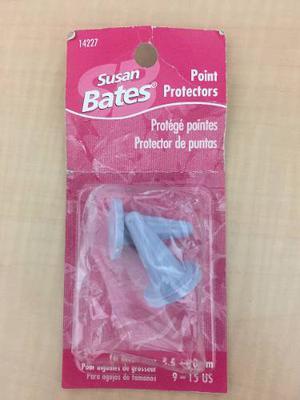Protectores De Puntas Para Dos Agujas Susan Bates Tejer