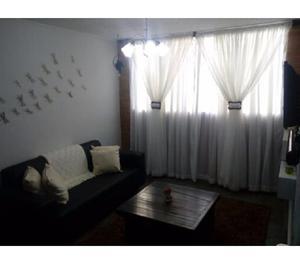 Se vende hermoso apartamento totalmente amoblado en Tulipán