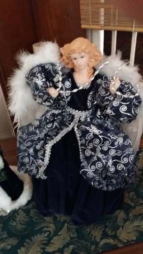 Angel Para Arbol De Navidad
