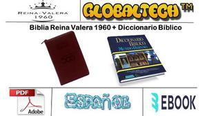 Biblia Reina Valera  + Diccionario Biblico Mundo Hispano