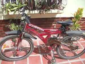 Bicicleta Montañera Corrente Naiguata Limited Rin 26