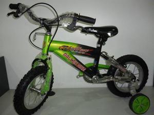 Bicicleta Niño Rin 12 Nueva En Su Caja