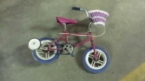 Bicicleta Rin 12 Para
