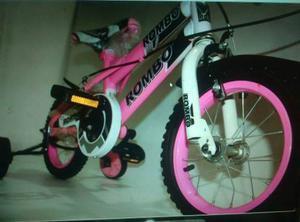 Bicicleta Rosada Rin 12 Nueva Pregunte Precio Primero