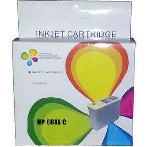 Cartucho Compatible Hp 60 Xl Color D Nuevo Bagc