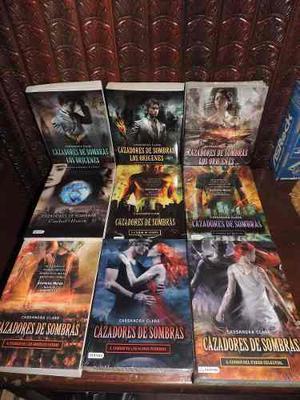 Cazadores De Sombras Colección Completa