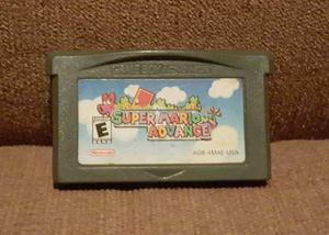 Click! Original! Super Mario Advance Para Gameboy