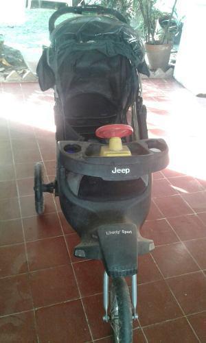 Coche Jeep 3 Ruedas