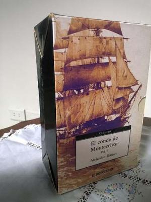 El Conde De Monte Cristo De Alejandro Dumas