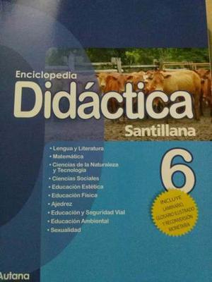 Enciclopedia Didactica De 6 Grado