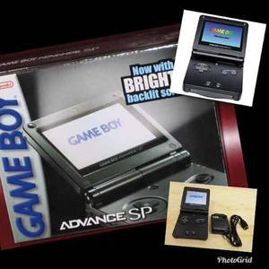 Gran Colección Gameboy Advance Sp 101