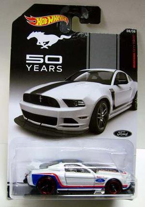 Hot Wheels 13 Ford Mustang - Serie Mustang 50 Years - Nuevo
