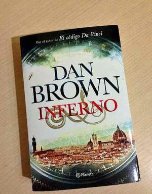 Inferno - Dan Brown Libro