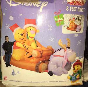 Inflable De Navidad