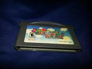 Juego Game Boy Advance Super Mario Advance