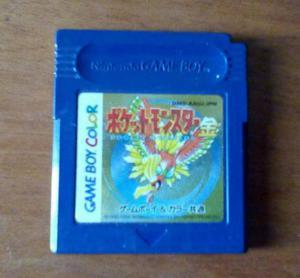 Juego Original Pokemon Monster Versión Japonesa