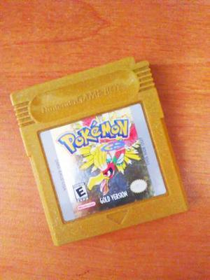 Juegos De Video Gameboycolor Original Version Gold Y Silver