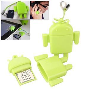 Lector De Memoria Micro Sd Puerto Usb 2.0 Android