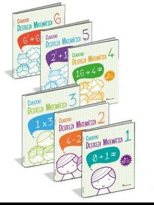 Libro Destreza Matemáticas De 1er A 6to Grado