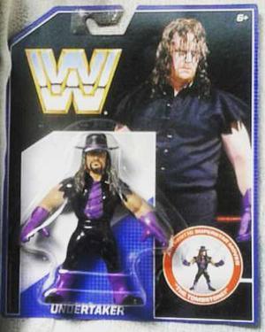 Luchador El Enterrador The Undertaker Wwf | (se Busca)
