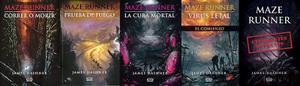 Maze Runner (correr O Morir) (colección Completa Pdf)+