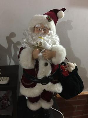 Muñeco De Navidad Santa Claus
