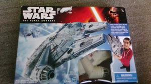 Star Wars Episodio Viii Halcón Milenario Hasbro Original