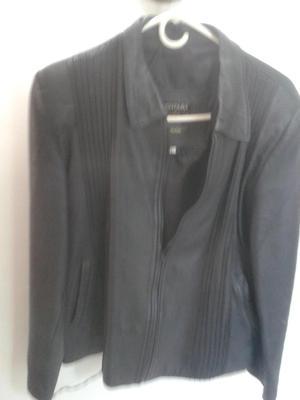 Vendo chaqueta de cuero boliviano