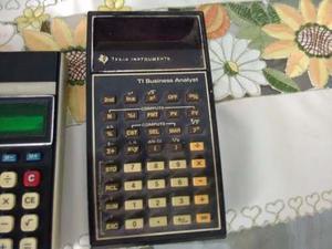 Antiguedades Calculadoras Y Telefono Decada Los 70