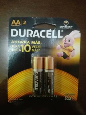 Bateria Duracell Aa