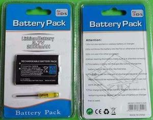 Bateria Nintendo 3ds 3.7v mah Pequeño