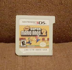 Click! Original! New Super Mario Bros 2 Para Nintendo 3ds