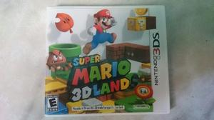 Juego Super Mario 3d Land. 3ds - Original