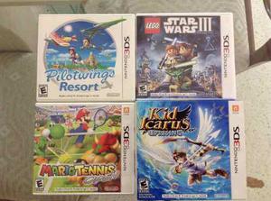 Juegos De Nintendo 3ds Originales (usados)