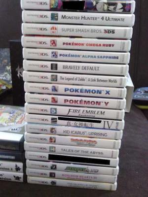 Juegos Nintendo 3ds Originales En Perfecto Estado