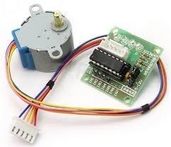 Motor Paso A Paso Más Controlador Para Arduino