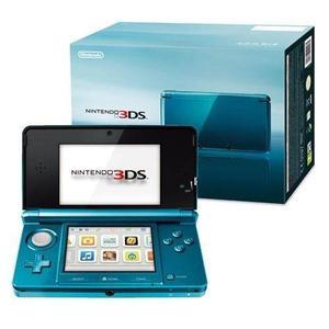 Nintendo 3ds Con Memoria De 16 Gb Y Su Caja Y Accesorios