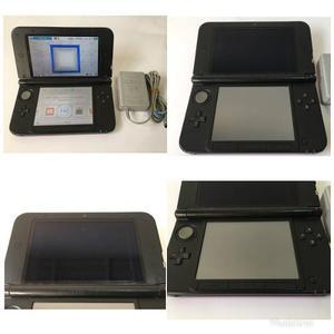 Nintendo 3ds Xl Incluye 4gb Más Chip Descarga Juegos Gratis