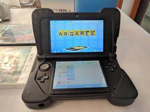 Nintendo 3ds Xl Usada En Perfecto Estado Con Accesorios