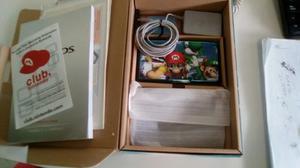 Nintendo Ds 3d, Usado Con 3 Video Juegos