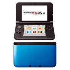 Nintendo Ds 3d Xl, Con Estuche Y Protector De Pantalla Tiend