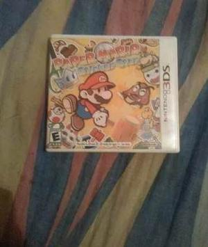 Paper Mario Sticker Star Para 3ds
