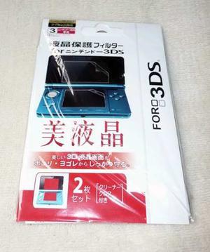 Protector De Pantalla Nintendo 3ds Nuevo