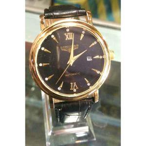 Reloj Rolex Correa De Cuero Para Caballero