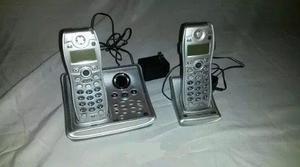 Teléfono Inalambrico Dual General Electric