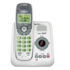 Teléfono Inalambrico Vtech 6124 Altavoz Caller Id Contes %
