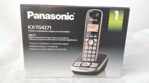 Teléfono Panasonic Kx Tg4271 Completamente Nuevo