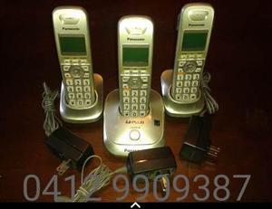 Teléfonos Inalambricos Panasonic 6.0 ** Leer Descripción